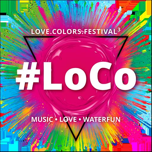 #LoCo | Love.Colors.Festival³